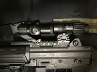 EOTech 3×ブースター(マグニファイア) 水平出し補修