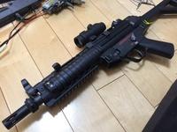 MP5 RAS 分解修理