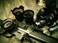 【撮りサバ】サバゲーのしろうと戦場カメラマン【機材編①】