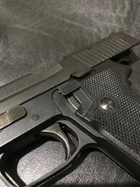 タナカ 9mm拳銃 その後♫
