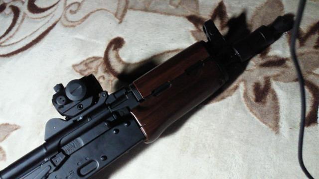 AK74 PDW