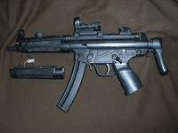 MP5A3 Li-Po仕様