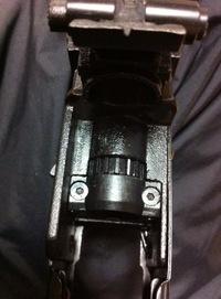 GHK AKM & AK105 ホップ調整