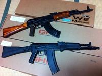 GHK AK105調整