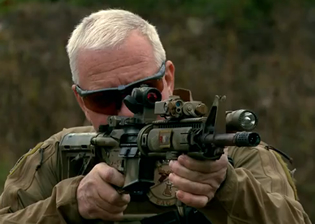 Pat Rogers Carbine