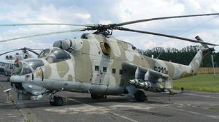 ロシア 第1陣の武装ヘリコプター3機を予定通りシリアへ ミリブロnews