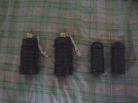 モスカート内蔵 自作なんちゃって手榴弾