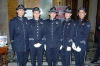 魅惑のセルビア軍女性兵士写真