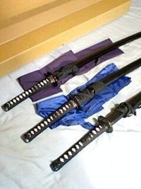 侍装備⑭ 日本刀編
