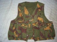 スルプスカ共和国 ローカルメイドAK用(M70用)ベスト M68迷彩