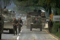 ユーゴスラビア紛争/内戦写真①