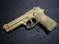 東京マルイ M92F ミリタリーモデル ②