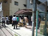 赤羽フロンティアさんのホワイトホール(2010/08/07)