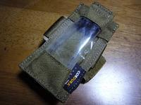 GPS ダミーポーチを購入してみました~