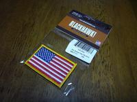 アメリカンフラッグパッチ