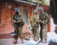 ベスラン学校占拠事件 2004.09.01-09.03