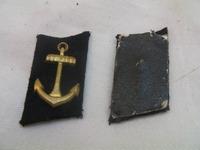 海軍 襟章