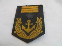 海軍 階級章 肘章