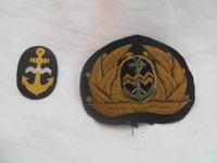 海軍 帽章 軍属