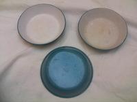 海軍 食器 ホロー  菜皿