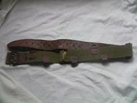 日本海軍  刀帯 (陸戦バンド)布製