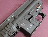 HK416製作