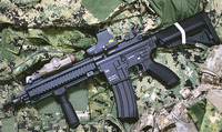 HK416D&黒穴