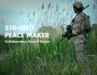 510-UNIT & PEACE MAKER コラボゲーム
