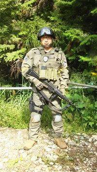 相模原市警察始めました。野戦ゲーム編
