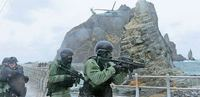 竹島で韓国海軍UDT防御作戦