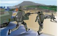 自衛隊高機動パワードスーツ開発は、〇〇です。という経済情報♪