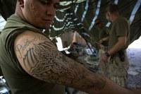 米国海兵隊が腕捲り解禁。