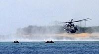 沖縄海兵隊の訓練