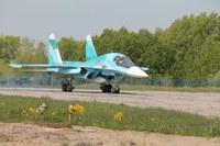 Su-34納入。この機体、実にユニーク(^-^)