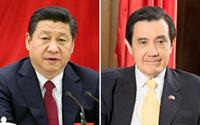 台湾、中国の首脳が会談。初めてだそうです。