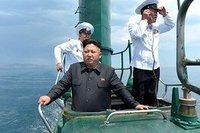 北朝鮮海軍潜水艦に、アレを搭載したい!だとさ(/o\)