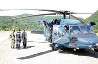 航空自衛隊浜松救難隊、御嶽山災害派遣の記録