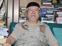 松本零士氏、戦後70年に思う【音速雷撃隊】