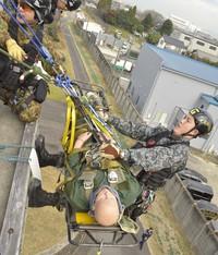 NTV 世界一受けたい授業で、航空自衛隊航空救難団が紹介されてました♪