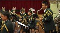 【リング先に動画あり】陸自中央音楽隊、あの「千本桜」を演奏♪
