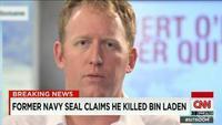 【CNN】あの日、ビンラディン容疑者を仕止めたのはオレだ