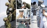 日本の夏、自衛官募集の夏 o(`^´*)
