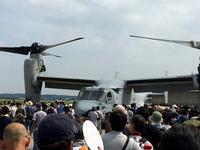 【オスプレイ】米空軍横田基地友好祭、いってきまーす♪【来るよ♪】