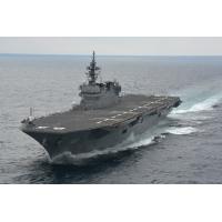 いずも型護衛艦二番艦、命名・進水式、迫る♪名前は、なーに?