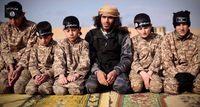 イスラム国が少年兵訓練施設を公開。