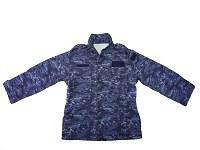 新デジタル迷彩(海上自衛隊仕様)を着てみました♪