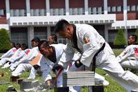【蛙男】中華民国海軍陸戦隊、人員削減の危機(゜ロ゜;