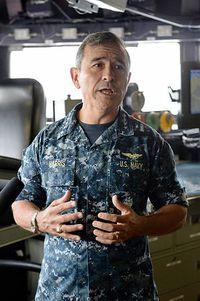 次期米太平洋軍司令官に日系米海軍大将が就任、アジア系では、最高位