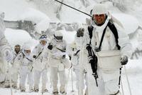 陸上自衛隊、恒例の八甲田演習。今現在、ヤフーニュースランキング総合上位に♪