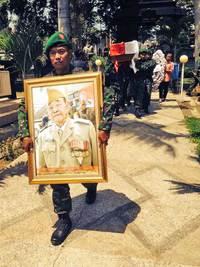最後のインドネシア独立の英雄、残留元日本兵逝く